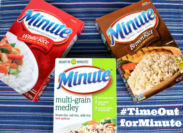 Minute Rice products