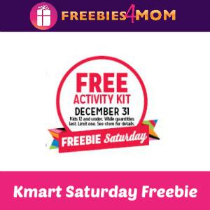 Free Activity Kit at Kmart