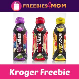 Free BodyArmor SuperDrink at Kroger