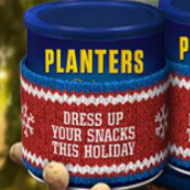 Planters Holiday Snack Sweater Giveaway