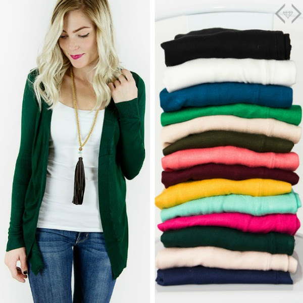 $17.95 Cardigans from Cents of Style