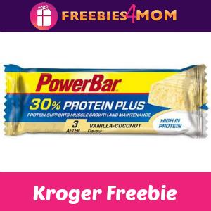 Free PowerBar Protein Bar at Kroger