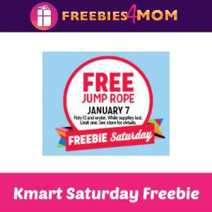 Free Jump Rope at Kmart