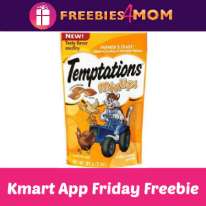 Free Whiskas Temptations Mix Ups at Kmart