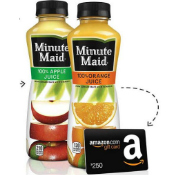 Minute Maid Juices to Go