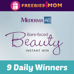 Sweeps Mederma AG Bare-Faced Beauty