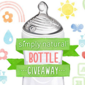 Nuk Simply Natural Bottle Giveaway