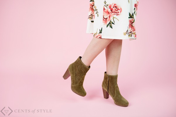 $10 Off Spring Booties