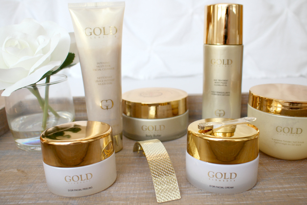 Gold Elements Skincare 20% off