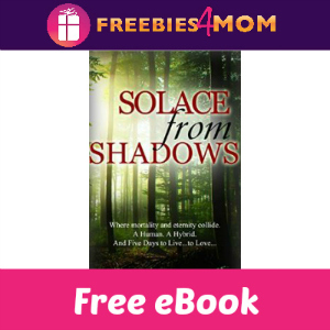 Free eBook: Solace From Shadows ($2.99 Value)