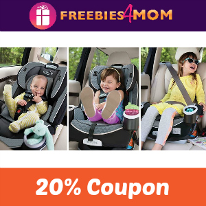 20% Coupon With Target's Car Seat Trade-In