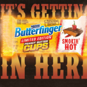 Butterfinger Smokin' Hot