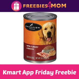 Free Champion Breed Dog Food at Kmart