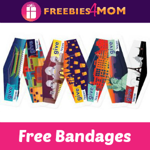 "Free Limited-Edition Nexcare ""Give"" Bandages"