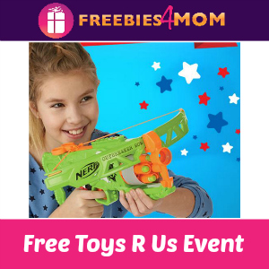 Toys R Us Pre Memorial Day Event May 21