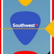 Southwest Airlines Destination Red Rocks