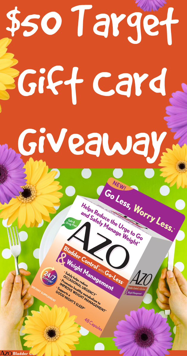 $50 Target Gift Card Giveaway from AZO
