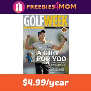 Magazine Deal: Golfweek $4.99