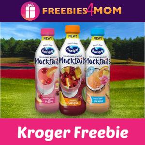 Free Ocean Spray Mocktails Juice at Kroger