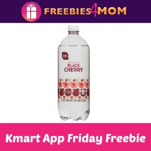 Free Smart Sense Sparkling Water at Kmart