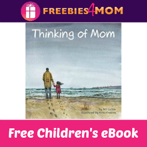 Free Children's eBook: Thinking of Mom
