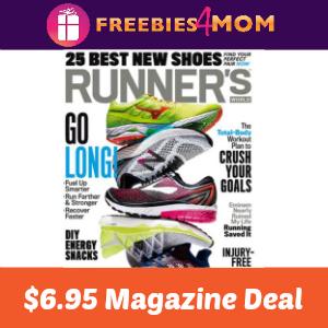 Magazine Deal: Runner's World $6.95