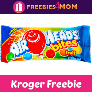 Free Airhead Bites or Mini Bars at Kroger