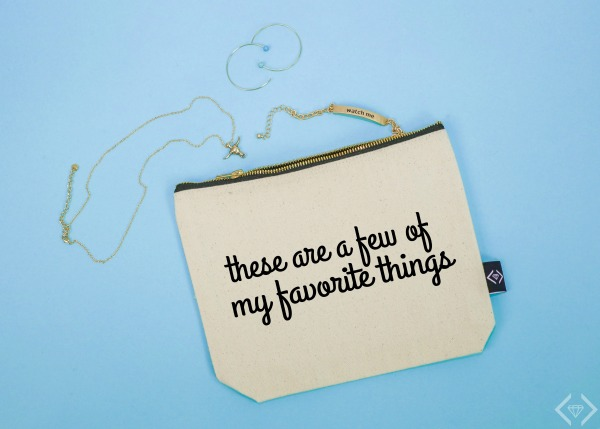 50% off Cosmetic Bag Jewelry Grab Bags
