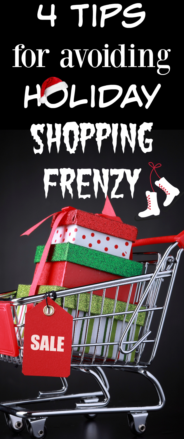 4 Tips for Avoiding the Holiday Shopping Frenzy