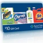 Sams Club P&G offer