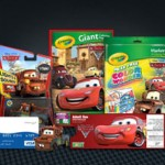 Kimberly Clark Cars 2 promotion