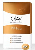 Olay ProX Clear Acne Protocol
