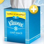 Kleenex Cool Touch