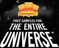 Free Sample Emergen-C