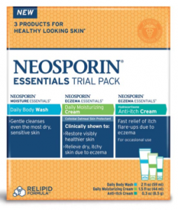 Neosporin Essentials Trial Pack