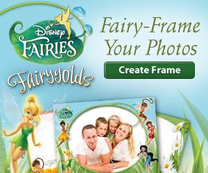 Disney Fairies Crafts