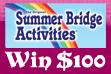 Win Summer Bridge Activities