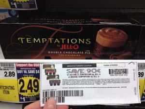 Jello Temptations
