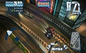 Mini Motor Racing Screenshot