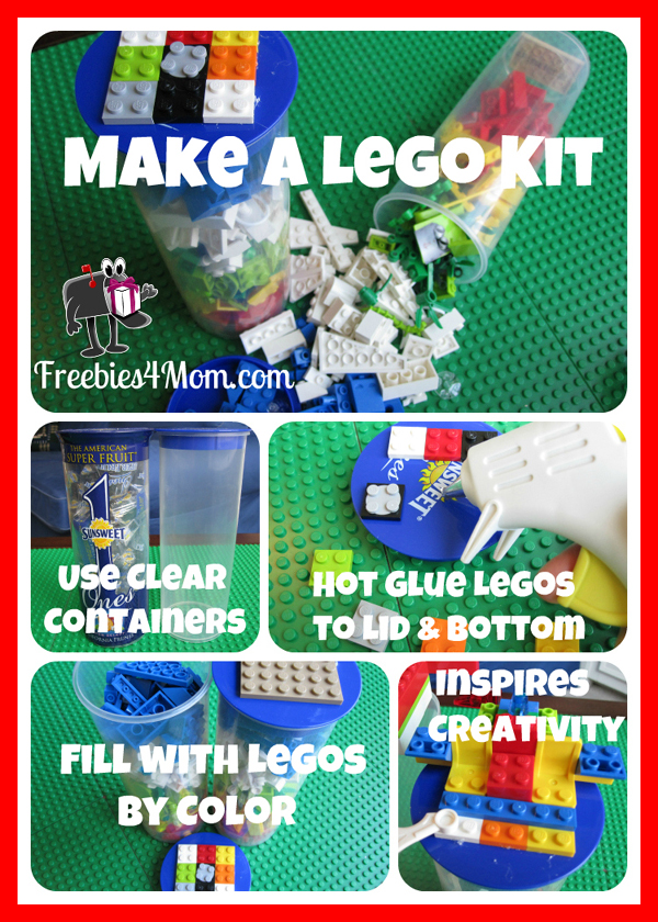 Make a Lego Kit