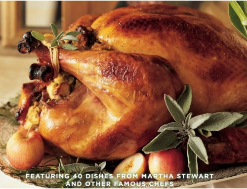 🦃Free eCookbook: Martha Stewart Living Thanksgiving Recipes