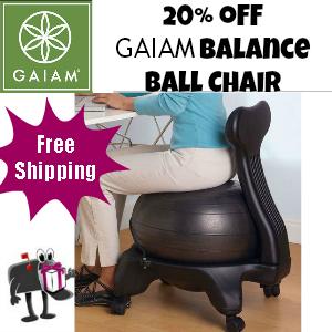 Gaiam Chair