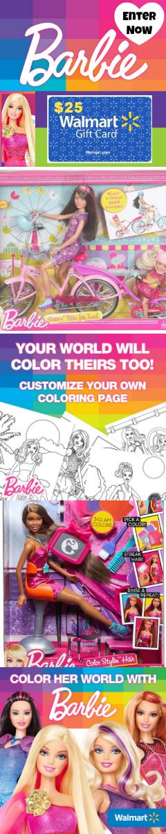 Barbie Collage