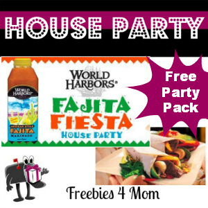 Free House Party: World Harbors Fajita Fiesta
