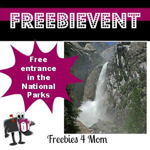 Free Admission in the National Parks April 22-26