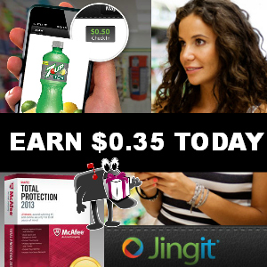 Jingit is Back! Earn $0.35 Today