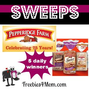 Pepperidge Farm Sweeps Post