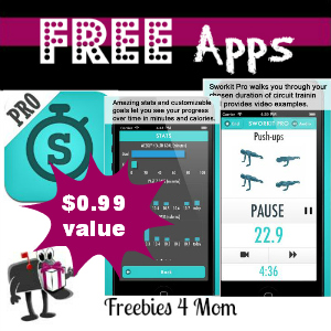 Free iTunes App: Sworkit
