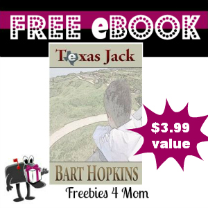 Free eBook: Texas Jack ($3.99 Value)