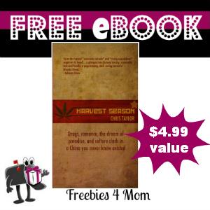 Free eBook: Harvest Season ($4.99 Value)